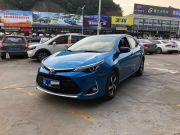 丰田 雷凌 2017款 2017款 1.2T G CVT精英版