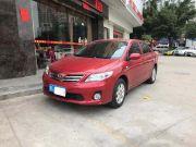 丰田 卡罗拉 2013 款 1.6L GL炫酷版 4AT