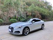 奥迪A5(进口) 2019款 Coupe 40 TFSI 时尚型 国V