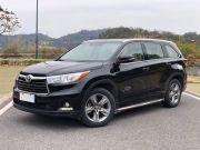丰田 汉兰达 2015款 2.0T 四驱豪华版 7座