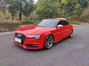 奥迪A5(进口) 2012 款 Sportback 3.0T 双离合 quattro
