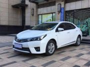 丰田 卡罗拉 2014 款 1.6L GL-i CVT