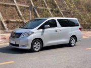 丰田 埃尔法(进口) 2010 款 3.5L 豪华版