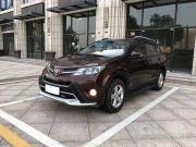 一汽丰田RAV4 2013 款 2.0L CVT 都市版