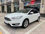 福特 福克斯三厢 2015款 015款 三厢 1.6L 自动舒适型